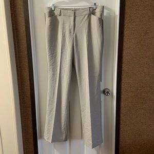 Worthington Beige Modern Fit Dress Pants size 16T